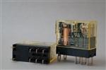 Przekaźniki dwubiegunowe RJ2S-CL-A230 2 styki przełączne, 8A, z diodą LED  IDEC