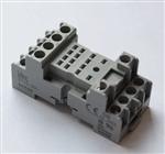 Podstawka na szynę DIN-35mm SY4S-05C dla przekaźników RU2 i RU4  IDEC