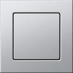 Ramka 1 krotna aluminium GIRA E22