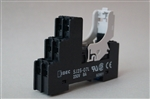 Podstawka na szynę DIN-35mm SJ2S-07L dla przekaźników RJ2S  IDEC
