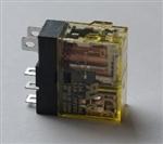 Przekaźnik jednobiegunowy RJ1S-CL-A12 1 styk przełączny, 12A, z diodą LED  IDEC