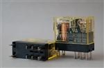 Przekaźniki dwubiegunowe RJ2S-CL-D24 2 styki przełączne, 8A, z diodą LED  IDEC