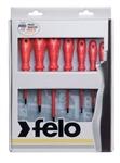 Wkrętaki izolowane Felo 100V kpl. 7 sztuk